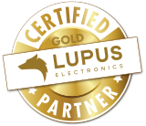 Lupus Certified Gold Partner